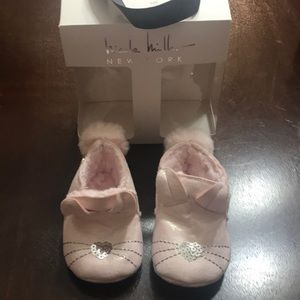 Pink Nicole Miller Shoes